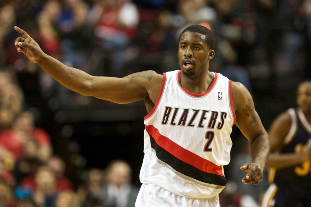 Wesley Matthews averaged 15.9 points per game in 2014-15.